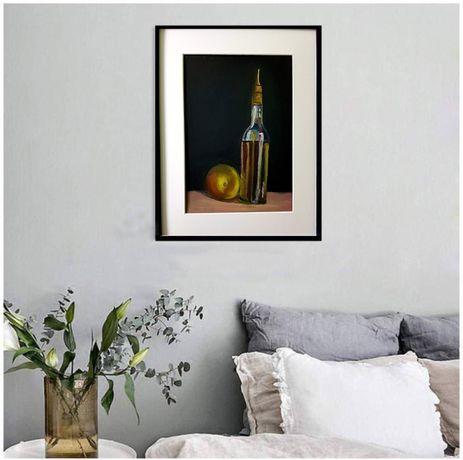 Obraz ręcznie malowany, obraz akrylowy
