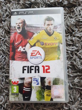 Gra na PSP Fifa 12