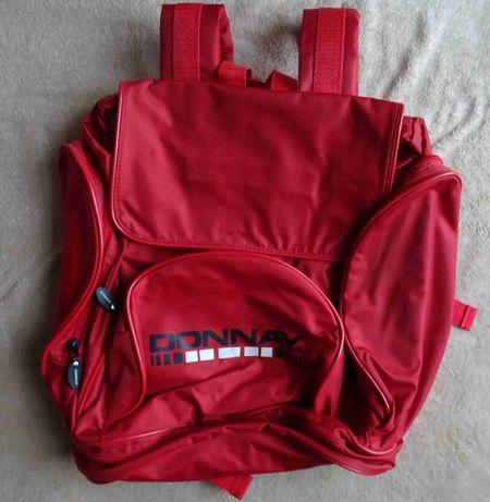 Plecak sportowy Donnay czerwony