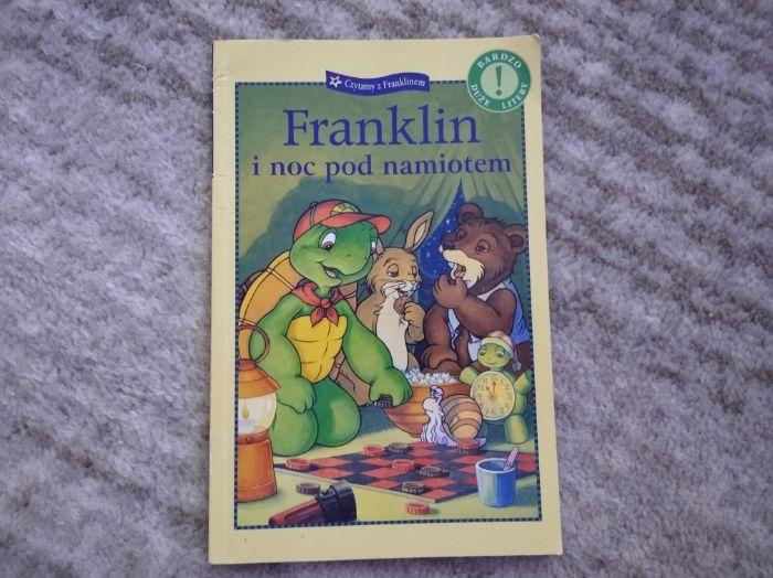 Franklin i noc pod namiotem / książka dla dzieci Gdynia - image 1