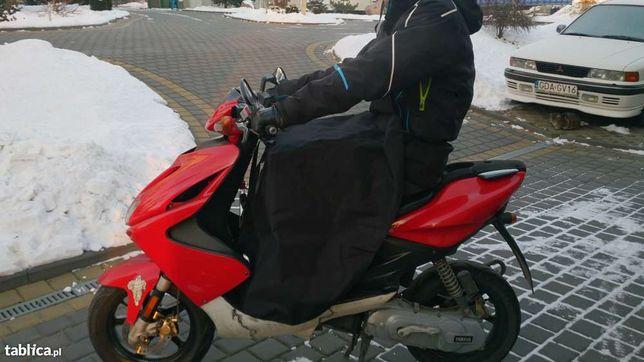Ochraniacz do jazdy skuterem