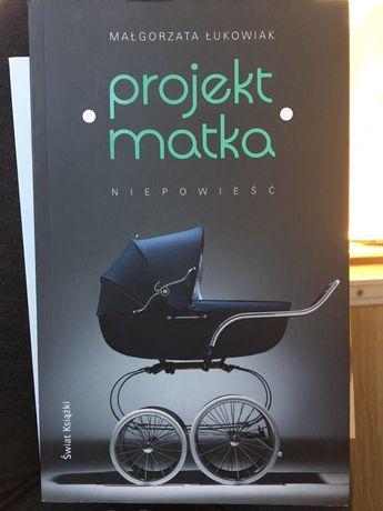 Książka projekt matka