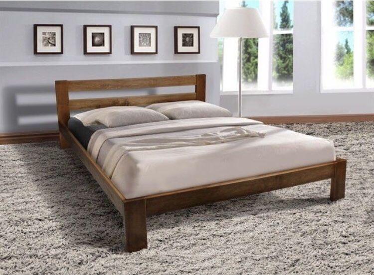 Кровать без матраса деревянная Киев - изображение 1