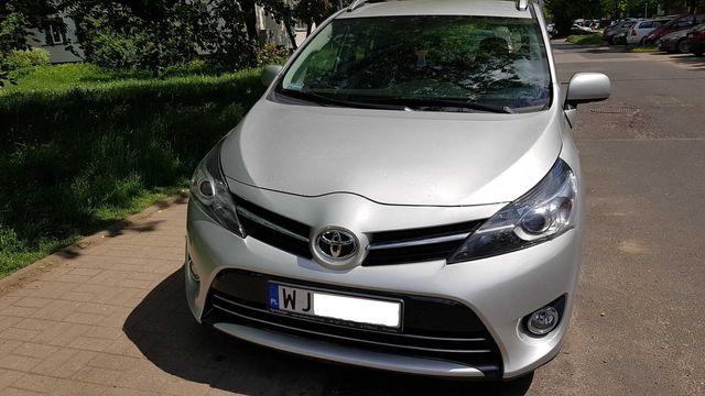 Toyota Verso 7 osobowa