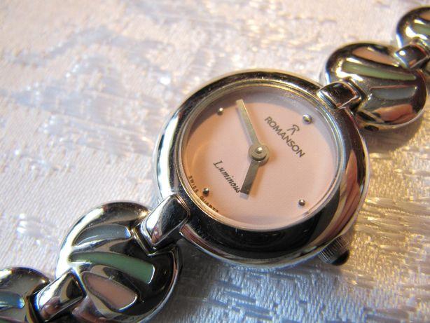 Часы ROMANSON Романсон RM 0146L, новые, кварцевые, женские