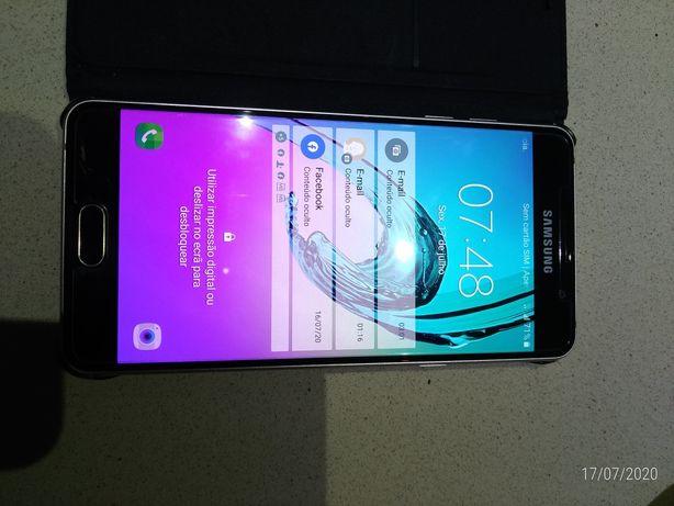 Samsung galaxy A5 2016 gold