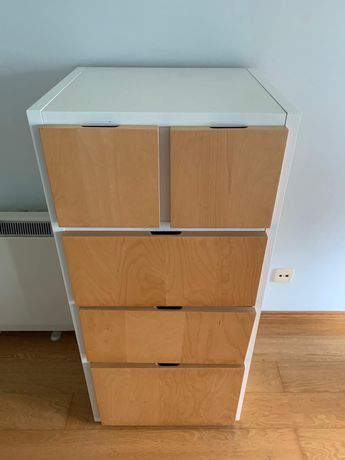 Armário com 5 gavetas para arrumação (IKEA)