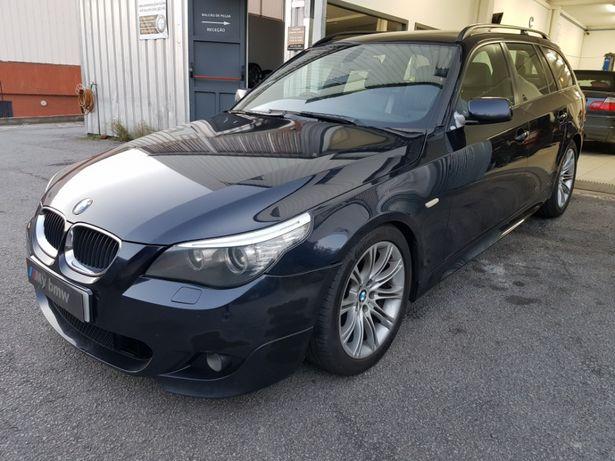 BMW 520d e61 PACK M PARA PEÇAS