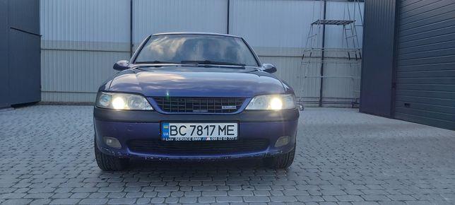 Opel Vectra B 2.5 V6 Газ / Бензин Steinmetz