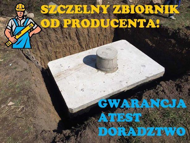 SZAMBA betonowe szczelne, Zbiornik na SZAMBO, Zbiorniki na wodę 4-12m3