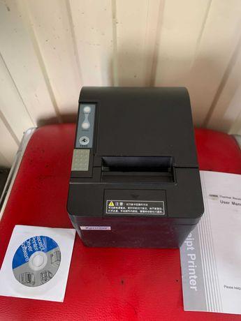 Xprinter XP-T58 Чековый принтер, термопринтер, автообрезка!