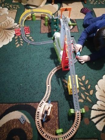 Железная дорога Томас и друзья