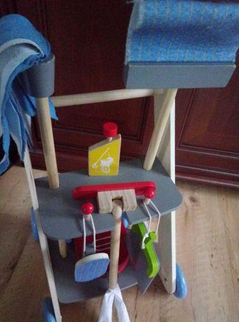 Zestaw do sprzątania dla dzieci
