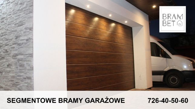 Segmentowa Brama Garażowa - Poznań