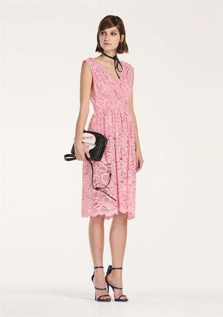 Vestido Renda Denny Rose - Tam. S c/ etiqueta