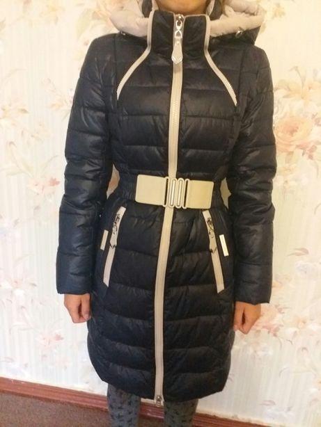 Зимнее пальто р.S
