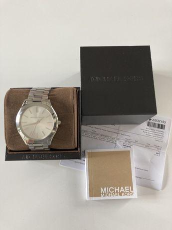 Michael Kors Zegarek Srebrny