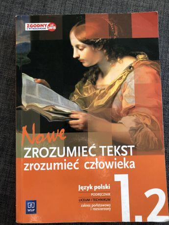 Nowe zrozumieć tekst zrozumieć człowieka 1.2 język polski wsip