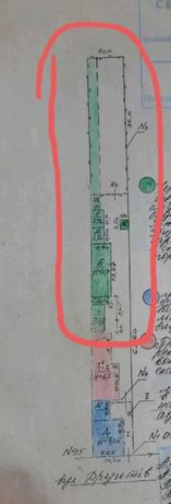 Продаж земельної ділянки в дворі медичного центру Асклепій Другетів