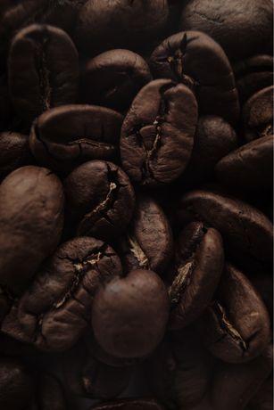 Свежий кофе в зернах Арабика Марагоджип