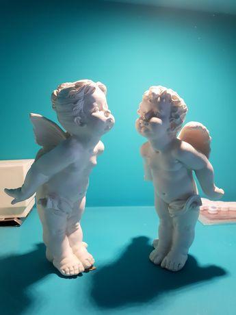 Anioły z gipsu- 20cm