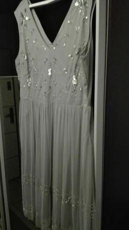 Sukienka wizytowa Next stan jak nowa r 50/52