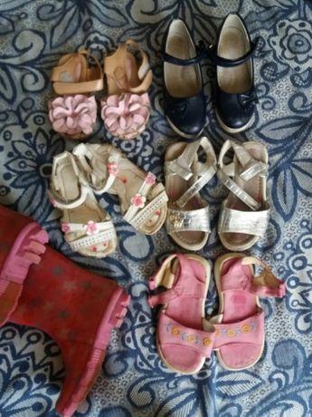 Обувь для девочки на выбор любая