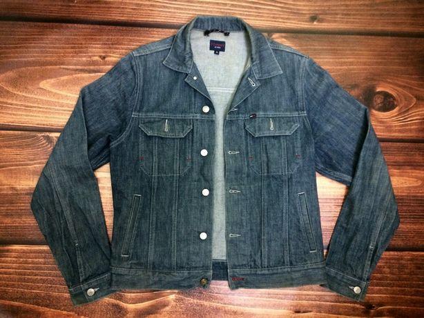 TOMMY Hilfiger jeans oryginalna kurtka jeansowa/katana r.M