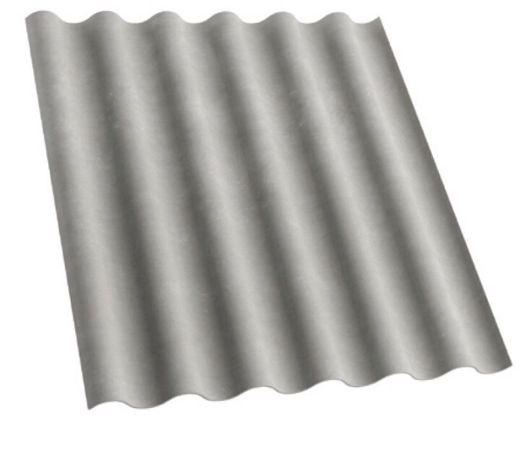Płyta Falista Cembrit EuroFala Pokrycie Dachu Obora bez azbestu kolor