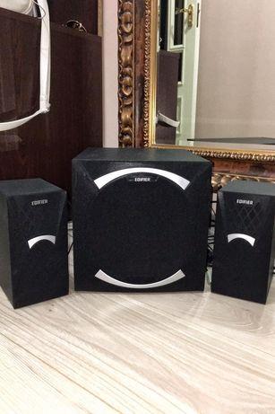 Edifier X500 акустика ,колонки, сабвуфер