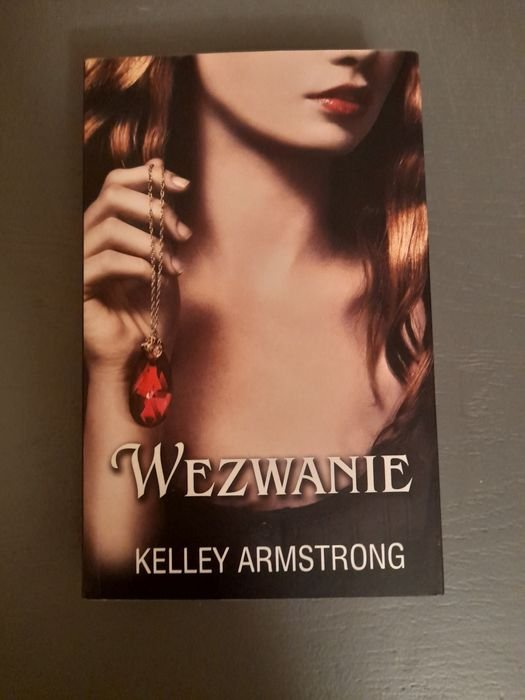 """Kelly Armstrong """"Wezwanie"""" Wrocław - image 1"""