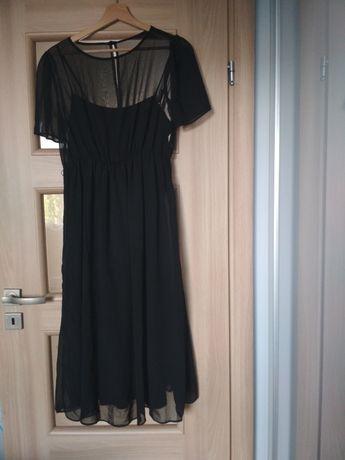 Sukienka ciążowa z halką, rozm.38, stan idealny, asos maternity