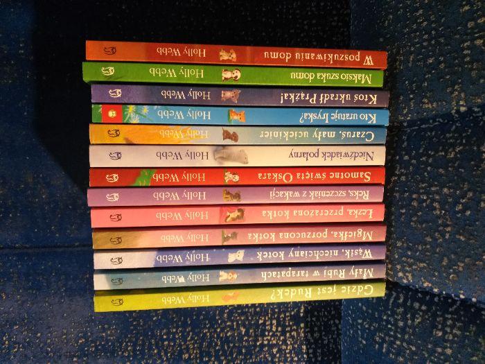 Holly Webb 13 książek Sopot - image 1