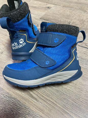 Термо ботинки Jack Wolfskin 31р 20см
