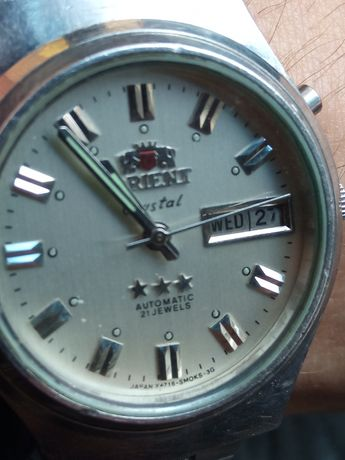 Часы механические с автоподзаводом Orient Original