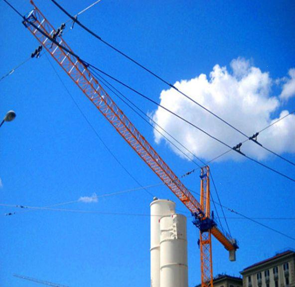 ПРОДАМ отличный башенный кран POTAIN MC-115 В! Днепр - изображение 1