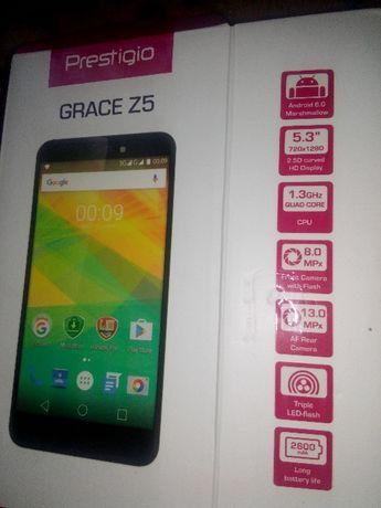 продам смартфон престіжео, не робочий екран Z 5