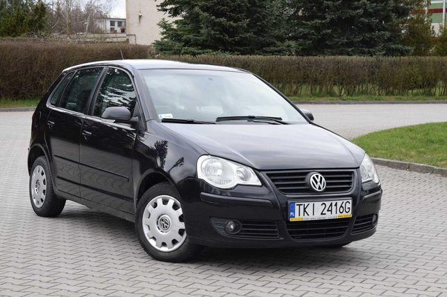 Volkswagen Polo Klima Elektryka spalanie 4.5l na 100km 1.4TDI Zobacz