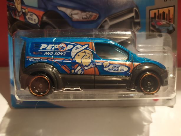 Ford Transit Connect Hot Wheels - Chorzów