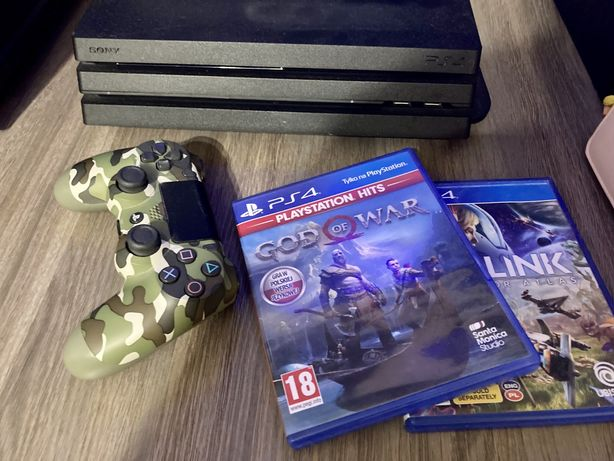 Konsola PlayStation 4 Pro 1TB