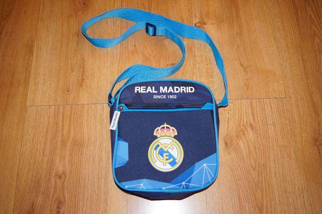 Torba na ramię saszetka Real Madryt/Madrid