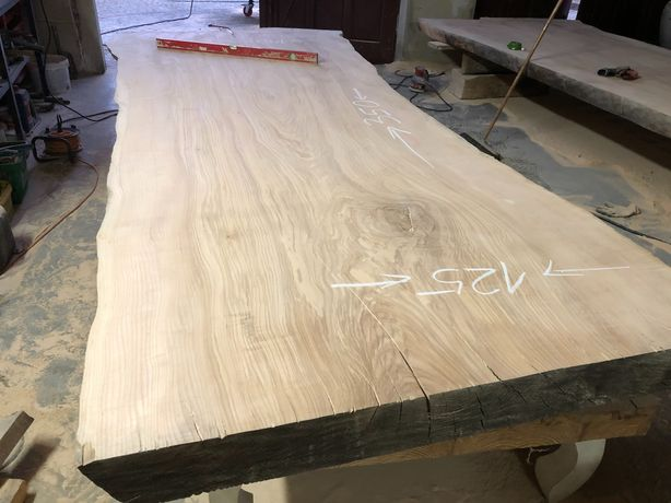 Stół blat monolit wielki smok 350/130