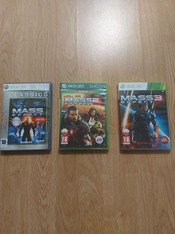 Mass Effect Trylogia Pl Xbox + FIFA 18 Pl