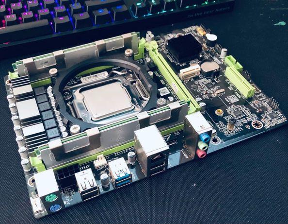 Игровой комплект Xeon E5 1650 v2, Kllisre X79, 16GB DDR3 1600MHz