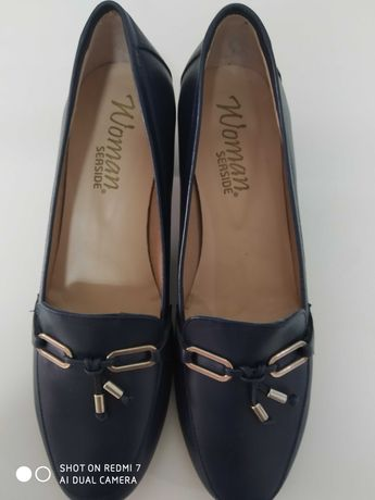 "Sapatos novos ""Seaside"", n.37"