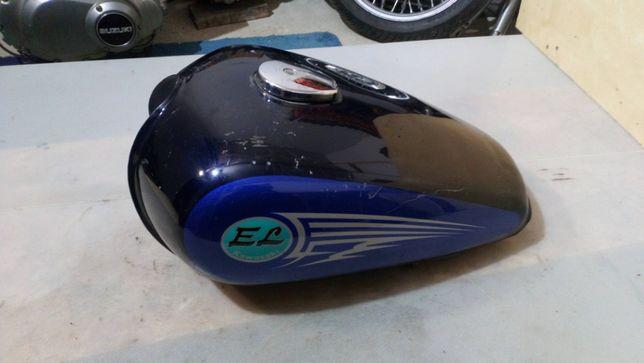Kawasaki EL 250 252 eliminator BAK zbiornik paliwa WYSYŁKA
