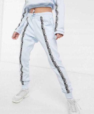 Spodnie dresowe ADIDAS CUFFED SPORT PANTS rozm.S