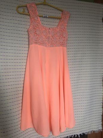Elegancka sukienka rozmiar 36