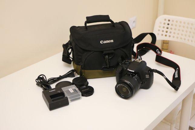Фотоапарат Canon eos 1200d