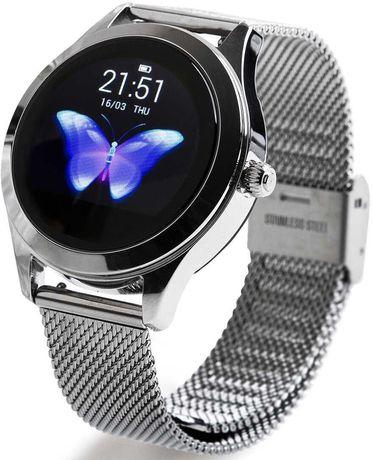 Zegarek Smartwatch ORO-MED Smart Lady Srebrny